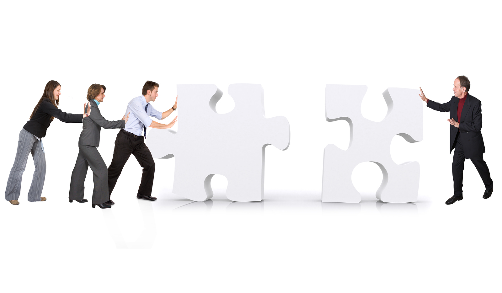 The importance of teamwork in business