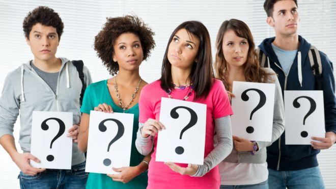 Millennials-Questioning